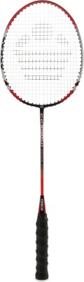 COSCO CBX 450 Red, White Strung Badminton Racquet Pack of: 1, 95 g COSCO Badminton Racquet