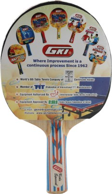 GKI Kids Special Red, Black Table Tennis Paddle(Weight - 300-400)  available at flipkart for Rs.186