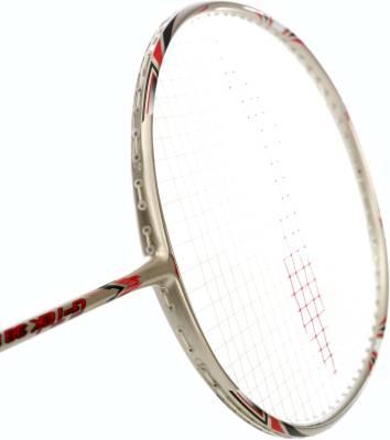 Li-Ning GTek 38 II S2 Strung Badminton Racquet (Gold, Weight - 85 g)