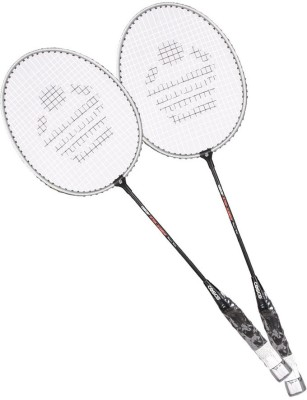 Cosco CB 150E Multicolor Strung Badminton Racquet Pack of: 2, 95 g Cosco Badminton Racquet