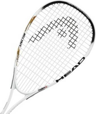 Head Nano Titanium Spector 2.0 L4 Strung Squash Racquet