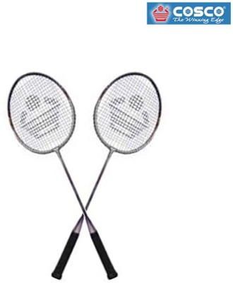 Cosco CB 90 Multicolor Strung Badminton Racquet Pack of: 2, 750 g Cosco Badminton Racquet