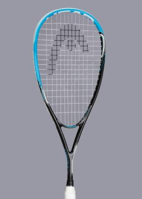 Head AFT Flash Strung Squash Racquet