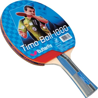 Butterfly Timo Boll 1000 Table Tennis Racquet(80 g)