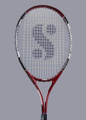 Silver's Flow 444 Gutted Strung Tennis Racquet(G3 - 4 3/8 Inches, 286 g)
