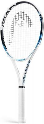 Head IG Challenge Lite Blue Strung Tennis Racquet