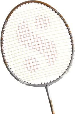 Silver's Flexon-1001 Gutted Strung Badminton Racquet(G3 - 3.5 Inches, 92 g)