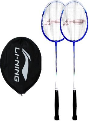 Li-Ning Smash XP 707 Multicolor Strung Badminton Racquet(G4 - 3.25 Inches, 85 g)