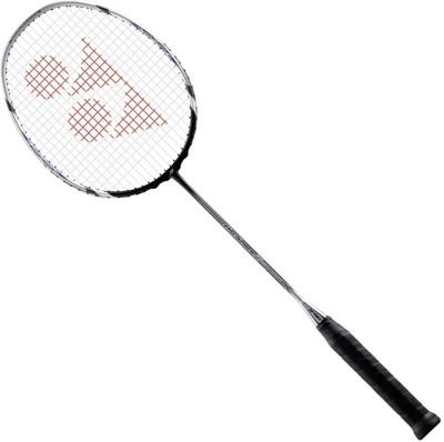 Yonex Yonex Arcsaber 7 Badminton Racquet, 3U-G4 Grey, White Strung Badminton Racquet(G4 -3.25 Inches, 90 g) at flipkart