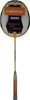 Head Nano Ti Tour Assorted Strung Badminton Racquet(G2 - 3.75 Inches, 93.2 g)