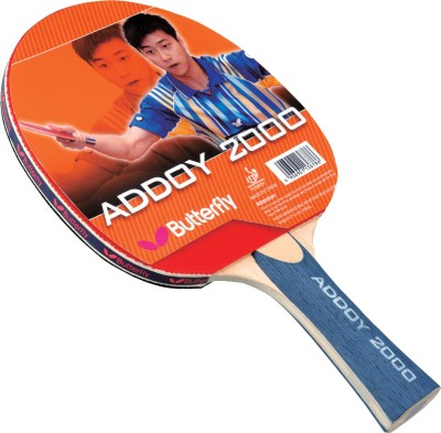 Butterfly Addoy 2000 Table Tennis Racquet(83 g)