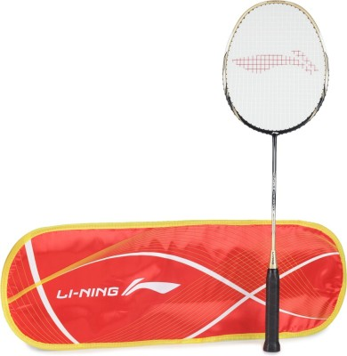 Li Ning Gforce 3400i Multicolor Strung Badminton Racquet