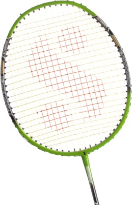 Silver's Flow-330 Gutted Strung Badminton Racquet(G3 - 3.5 Inches, 96 g)