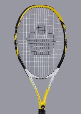 Cosco Power Beam Multicolor Strung Tennis Racquet