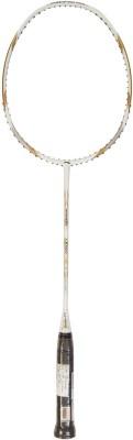 Li Ning WOODS LD 90II White Unstrung Badminton Racquet Pack of: 1, 85 g