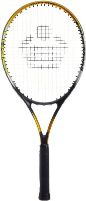 Cosco Action2000d Multicolor Strung Tennis Racquet(G0 - 4 Inches, 1672 g)
