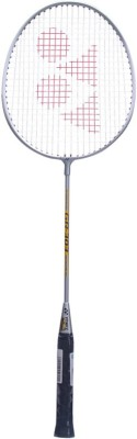 Yonex GR-303 Pack of 2 G4 Strung(Silver, Weight - 88 g)  available at flipkart for Rs.1052