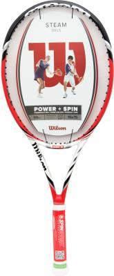 Wilson Steam 99ls 4.375 Unstrung Tennis Racquet