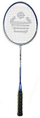 COSCO CBX   400 White, Blue Strung Badminton Racquet Pack of: 1, 95 g COSCO Badminton Racquet