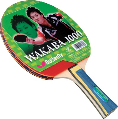 Butterfly Wakaba 1000 Table Tennis Racquet(82 g)