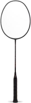 APACS Nano Fusion Speed 722 Black Unstrung Badminton Racquet(G2 - 3.75 Inches, 95g)