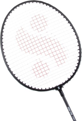 Silver's Pro-170 Milky White Gut Assorted Strung Badminton Racquet(G3 - 3.5 Inches, 96 g)