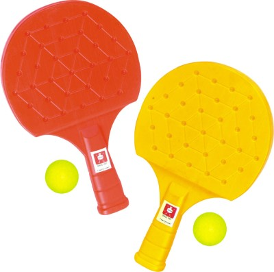 Nippon Racket Multicolor Table Tennis Paddle(NA, Weight - 160 grams)  available at flipkart for Rs.160