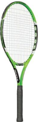 Nivia Attack Ti Strung Tennis Racquet(G3 - 4 3/8 Inches)