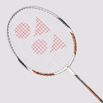 Yonex Muscle Power 7 Black, Silver Strung Badminton Racquet(G4 - 3.25 Inches, 93 g)