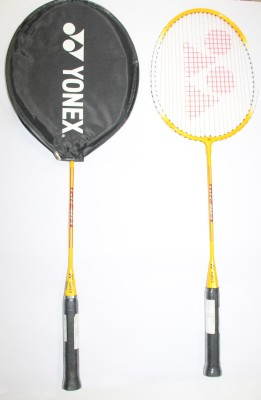 Yonex GR-303 G4 Strung(Multicolor, Weight - 180 g)  available at flipkart for Rs.1125