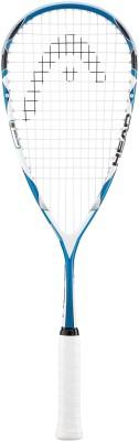Head M-Gel 125 Blue, White Squash Racquet(Standard)