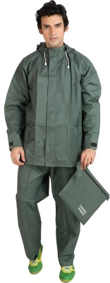Duckback Solid Men's Raincoat