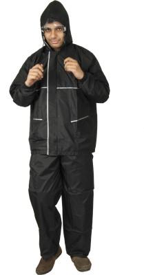 New Era Champion Award-Winning Wet-Slayer Reverseable Solid Men's Raincoat