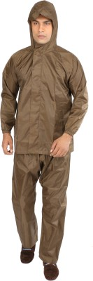 HighLands Solid Men's Raincoat