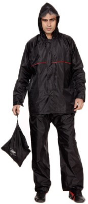 La Polo Solid Men Raincoat at flipkart