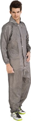 Lotus Stylish Erotic Solid Men's Raincoat
