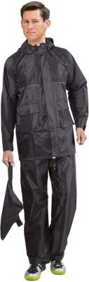 AutokartIndia Solid Men's Raincoat
