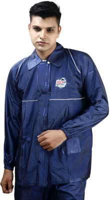 Rainfun Solid Men's Raincoat