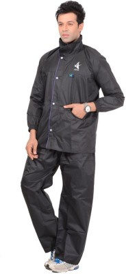 Allwin Solid Men's Raincoat