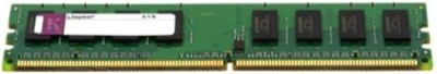 Kingston 667 DDR2 1 GB (Dual Channel) PC 1 GB (64 x 128 MB) 667 MHz DDR2 DIMM (KVR667D2N5/1G)(Green)