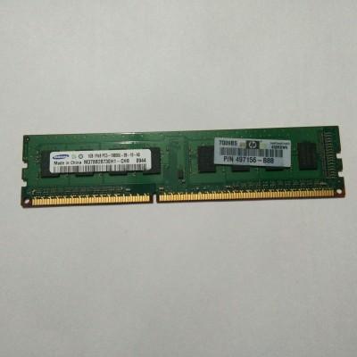 SAMSUNG M378B2873EH DDR3 1 GB PC (SAMSUNG 1 GB DDR3 10600U)(Green)