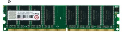 Transcend 1 GB PC DRAM (JM388D643A-5L)