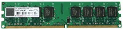 Transcend DDR2 2 GB PC DRAM (JM800QLU-2G)