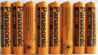 Panasonic HHR-65AAA/B Rechargeable Li-ion Battery at flipkart