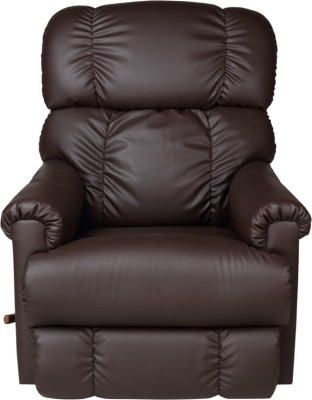 La-Z-Boy Leatherette Manual Rocker Recliners(Finish Color - Dark Brown)
