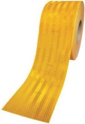 3M High Intensity Conspicuity 50.8 mm x 0.6096 m Yellow Reflective Tape(Pack of 1)  available at flipkart for Rs.175