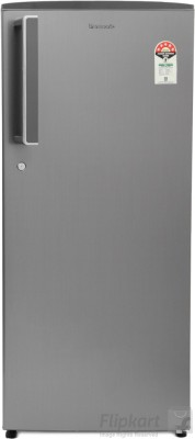 Panasonic 215 L Direct Cool Single Door Refrigerator(Stainless Steel, NR-A221STSFP/A221STSSP)