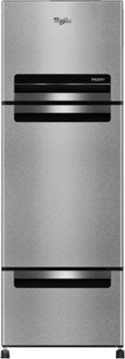 Whirlpool 330 L Frost Free Triple Door Refrigerator(Alpha Steel, FP 343D ROYAL PROTTON)