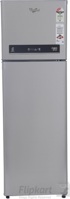Whirlpool-Neo-IF305-ELT-290-L-3S-(Alpha-Steel)-Double-Door-Refrigerator