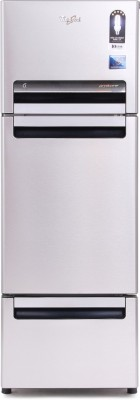 Whirlpool-FP-263D-Royal-Protton-240-Litres-Triple-Door-Refrigerator-(Alpha-Steel)